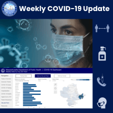COVID Weekly Featured Graphic